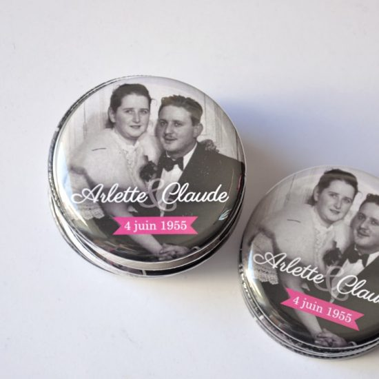 badges et magnets plan de table personnalis s mariage. Black Bedroom Furniture Sets. Home Design Ideas