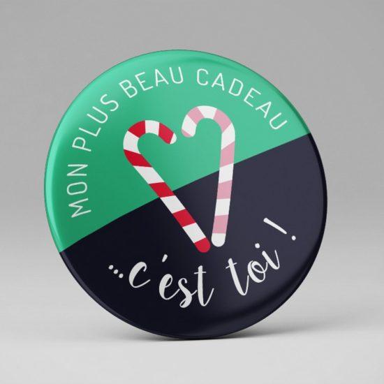 Magnet aimant cadeau Noël humour