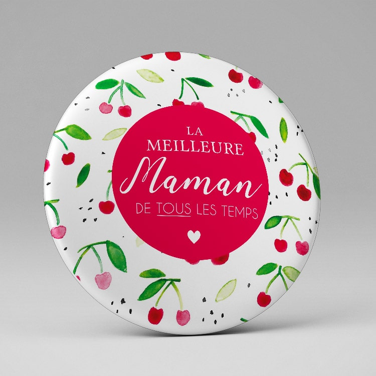 Cadeau original fête des mères / Fait main